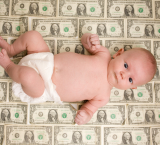 It pays to breastfeed!