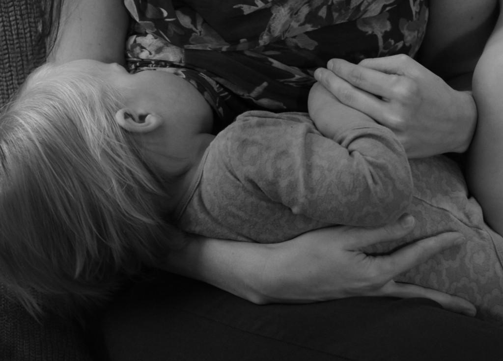 BreastfeedingToddler