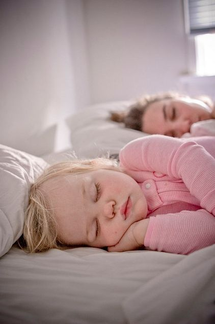 CoSleeping is Safer for Baby