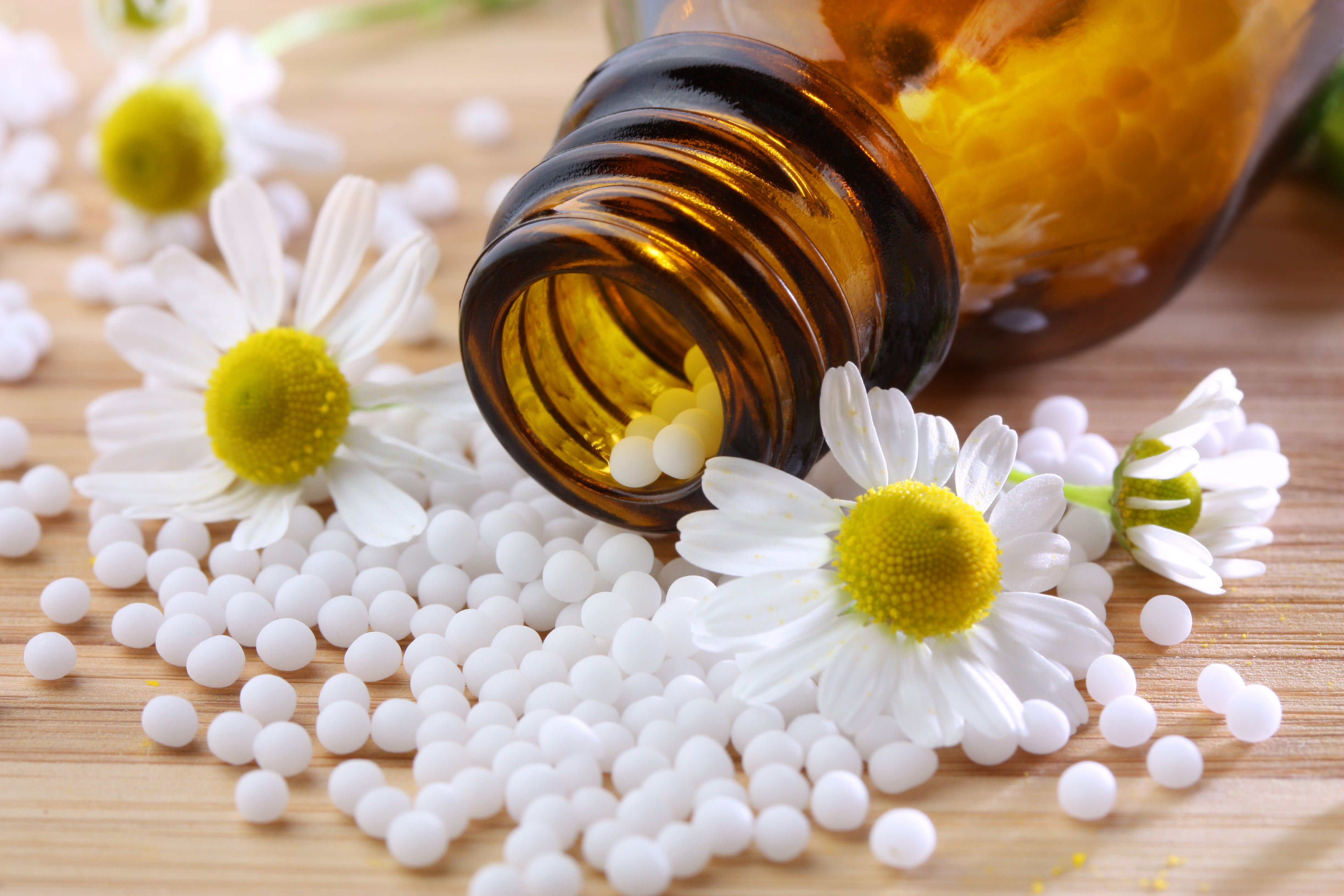 Homeopathic remedy derived from natural ingredients