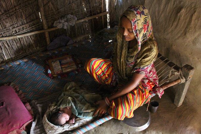 Breastfeeding 3rd World Countries